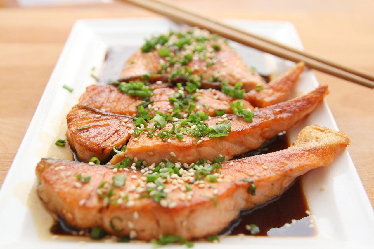 rybny obiad
