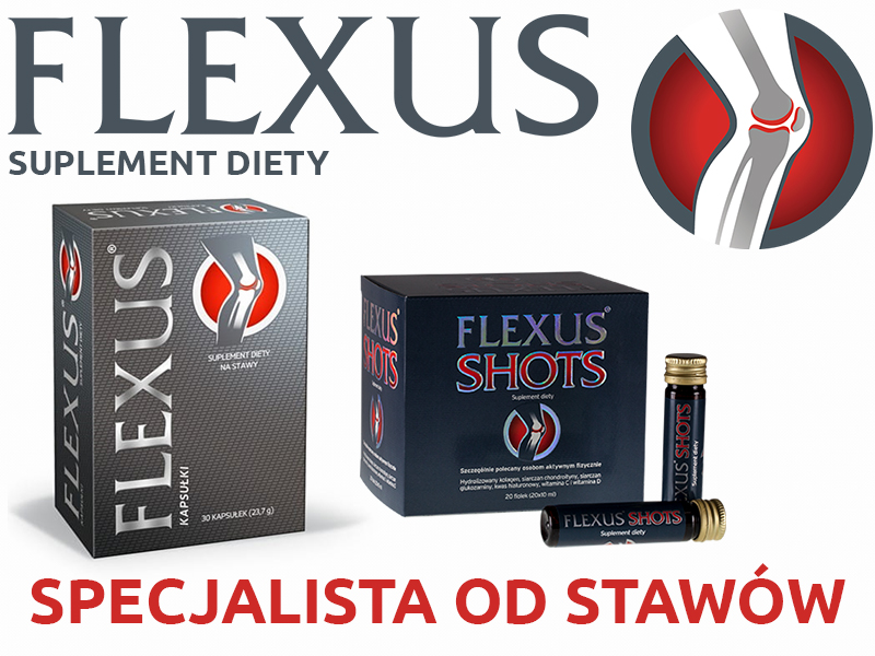 suplementy na stawy flexus